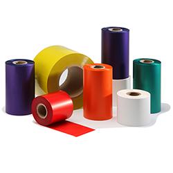 V7 Packaging Colored Printing Ribbons